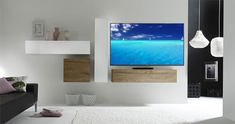 hình tổng quan Smart Tivi Samsung 4K 50 inch UA50NU7800