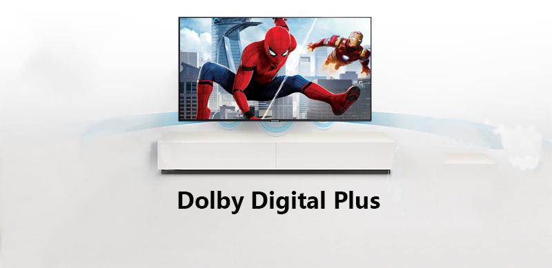 công nghệ Dolby Digital Plus Smart Tivi Samsung 4K 50 inch UA50NU7800