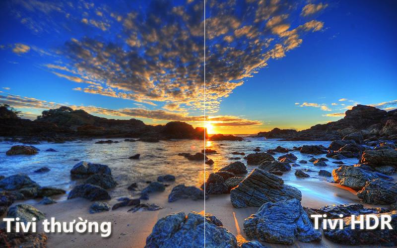 công nghệ HDR Smart Tivi Samsung 49 inch UA49N5500
