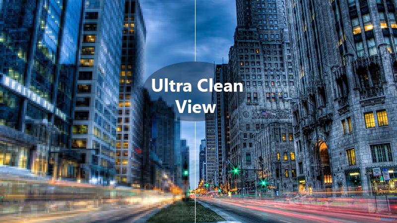 công nghệ Ultra Clean View Smart Tivi Samsung 49 inch UA49N5500