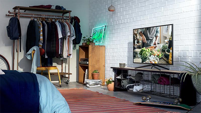 hình tổng quan Smart Tivi Samsung 49 inch UA49N5500