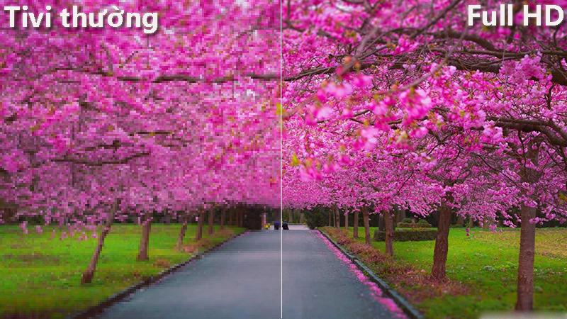Công nghệ Full HD Smart Tivi Samsung 43 inch UA43N5500