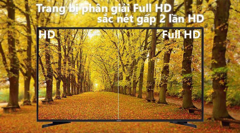 Smart Tivi Samsung 49 inch UA49J5250 -  độ phân giải