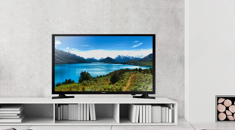Tổng quan thiết kế Smart Tivi Samsung 49 inch UA49J5250