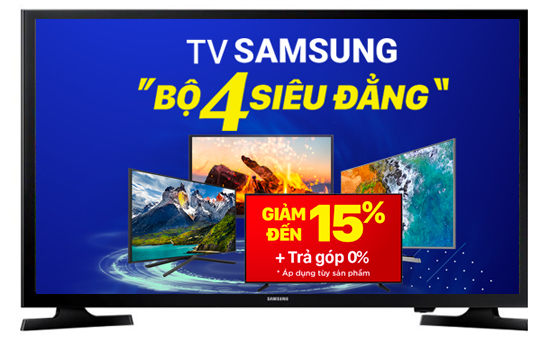 Smart TV SAMSUNG 40""