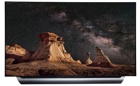 Smart Tivi OLED LG 4K 55 inch 55C8PTA