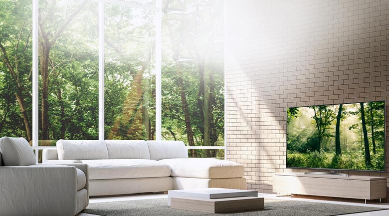 Smart Tivi LG 4K 65 inch 65SK8000PTA - Thiết kế lịch lãm
