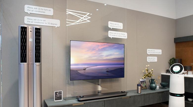 Smart Tivi LG 4K 65 inch 65SK8000PTA - Công nghệ Trí tuệ nhân tạo AI