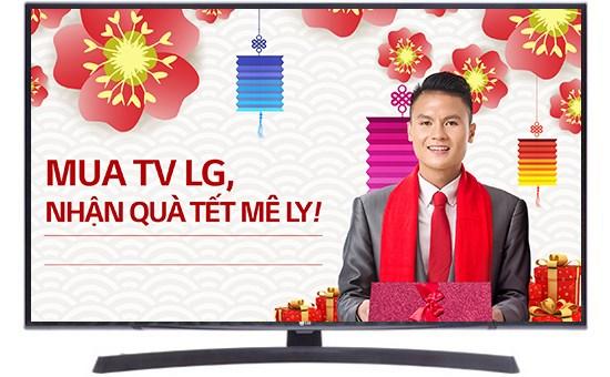 Smart Tivi LG 4K 43 inch 43UK6340PTF