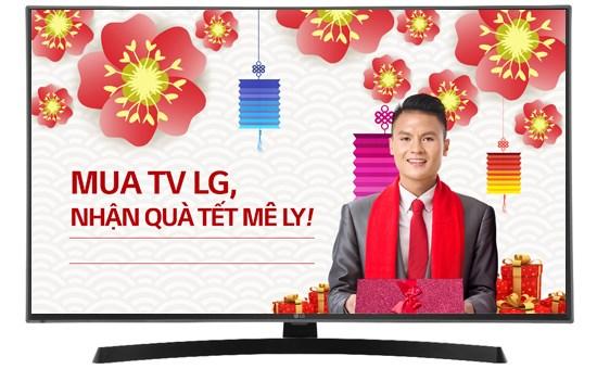 "Smart TV 4K LG 43"""