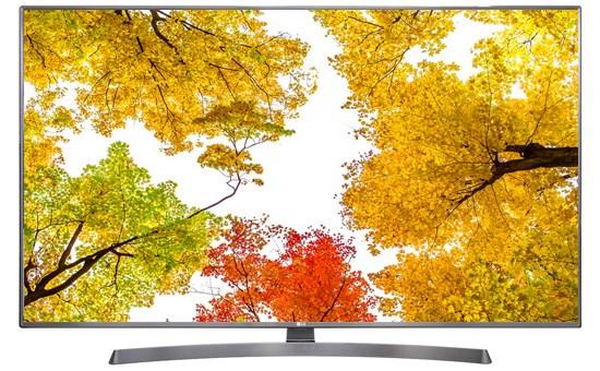 "Smart TV 4K LG 50"""