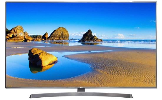 "Smart TV 4K LG 55"""