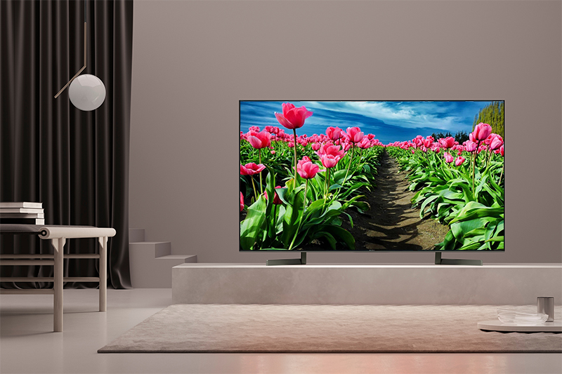 Tổng qian thiết kế Android Tivi Sony 4K 85 inch KD-85X9000F