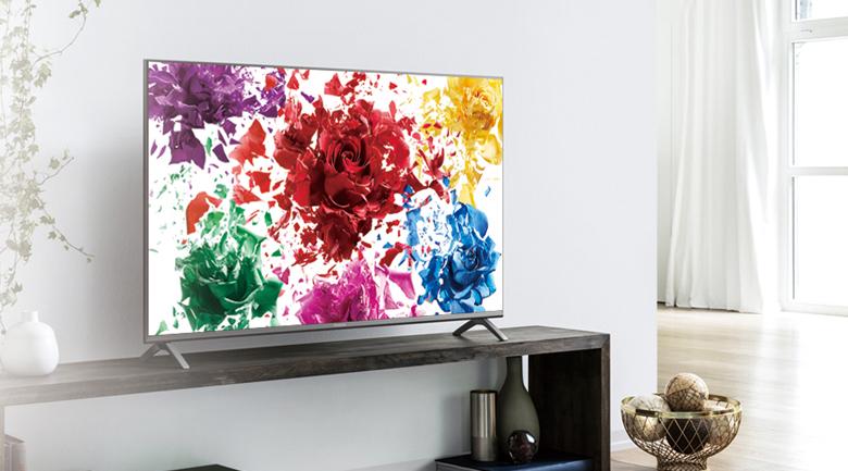 Tổng quan thiết kế Smart Tivi Panasonic 4K 49 inch TH-49FX700V