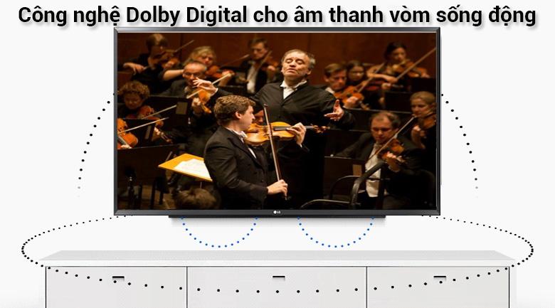 Smart Tivi LG 32 inch 32LK5400PTA - công nghệ Virtual Surround Plus