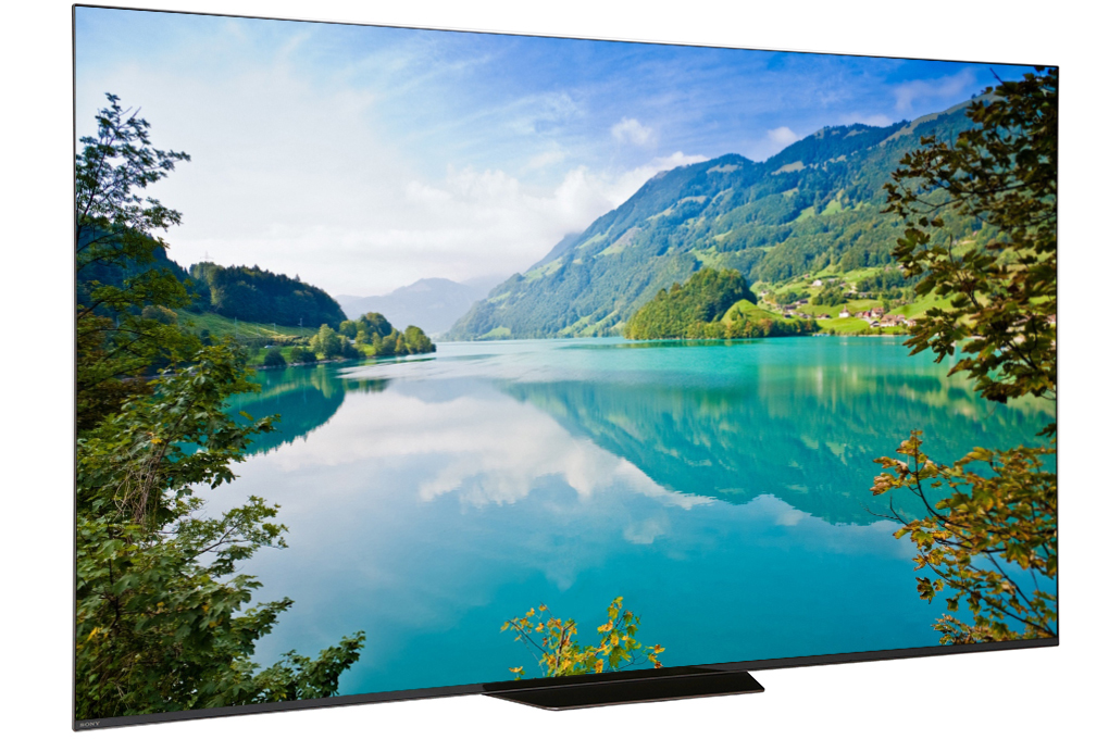 Android Tivi OLED Sony 4K 55 inch KD-55A8F hình 2