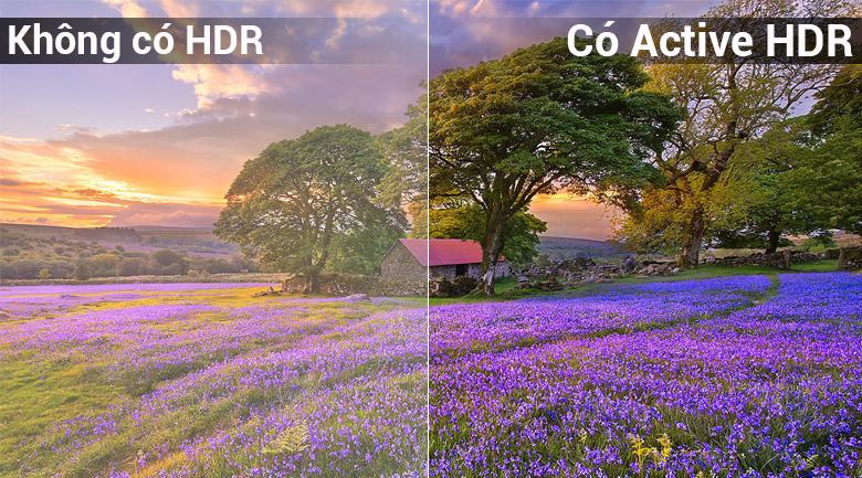 Công nghệ Active HDR trên Smart Tivi LG 49 inch 49LK5700PTA