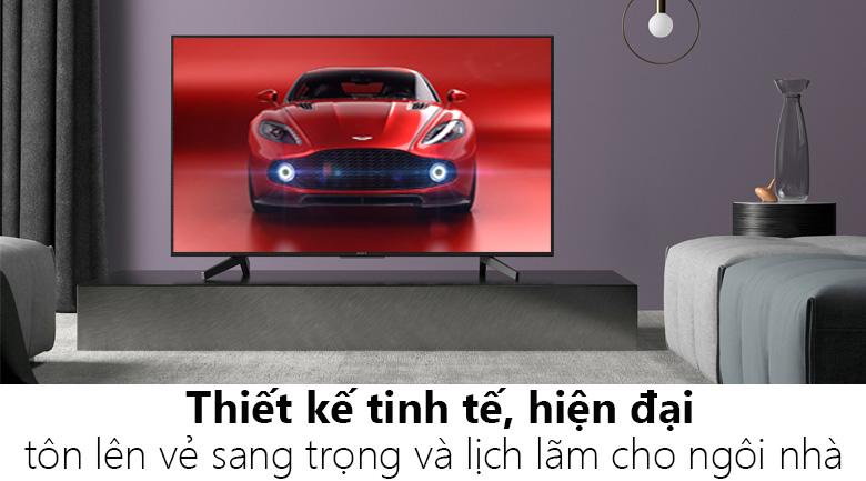 Smart Tivi Sony 4K 55 inch KD-55X7000F hình 1