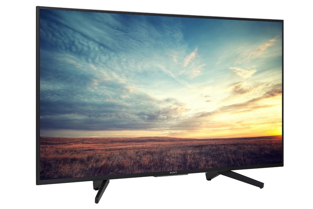 Smart Tivi Sony 4K 49 inch KD-49X7000F hình 2