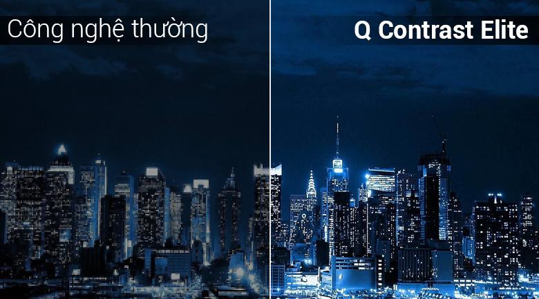 Smart Tivi QLED Samsung 4K 55 inch QA55Q6FN - Công nghệ Q Contrast Elite