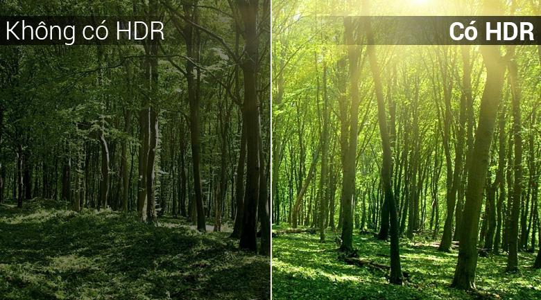 Smart Tivi QLED Samsung 4K 65 inch QA65Q6FN - Công nghệ Q HDR Elite