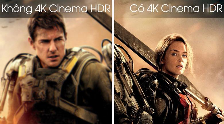 Smart Tivi OLED LG 4K 65 inch 65W8PTA - 4K Cinema HDR