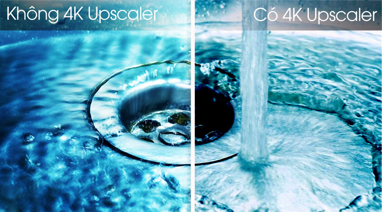 Smart Tivi OLED LG 4K 65 inch 65W8PTA - 4K Upscaler
