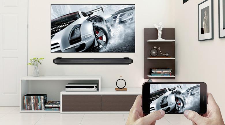Chiếu màn hình điện thoại thông minh lên tivi bằng tính năng Screen Mirroring