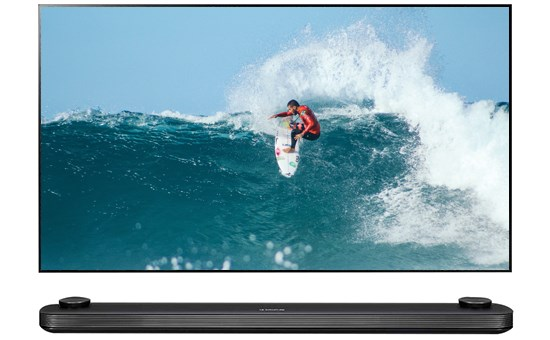 "Smart TV OLED 4K LG 65"""