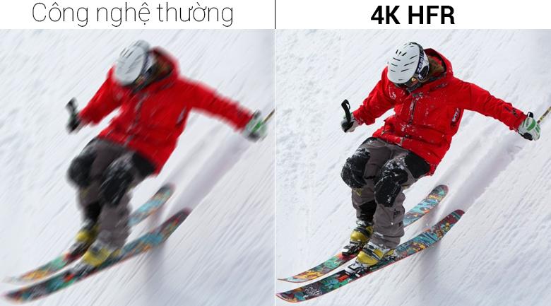 Công nghệ 4K HFR