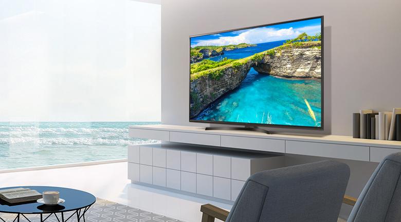 Tổng quan thiết kế Smart Tivi LG 4K 55 inch 55UK6340PTF