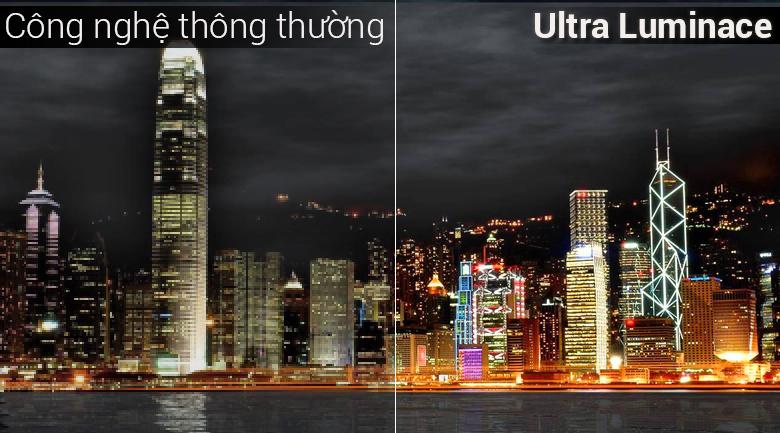Công nghệ Ultra Luminace trên Smart Tivi LG 4K 55 inch 55UK6340PTF