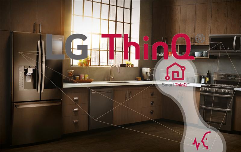 Trí thông minh nhân tạo LG AI ThinQ trên Smart Tivi LG 4K 55 inch 55UK7500PTA