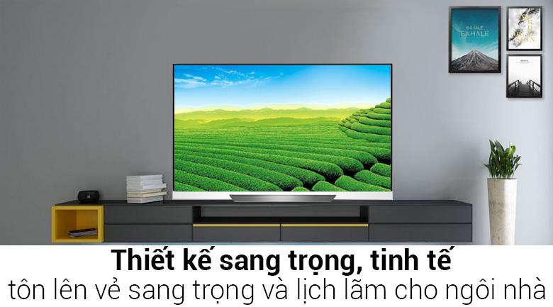 Smart Tivi OLED LG 4K 65 inch 65E8PTA hình 1