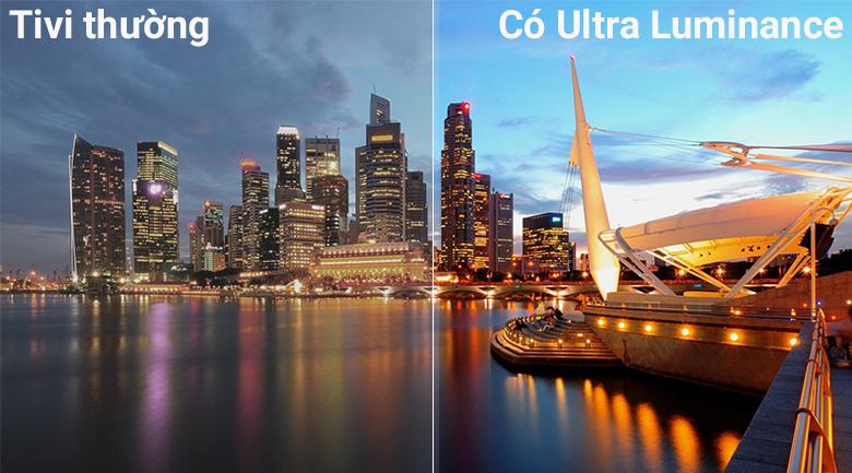 Công nghệ hình ảnh ULTRA Luminance trên Smart Tivi LG 4K 75 inch 75SK8000PTA