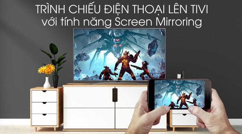 Smart Tivi LG 4K 70 inch 70UK6540PTA - Chiếu màn hình