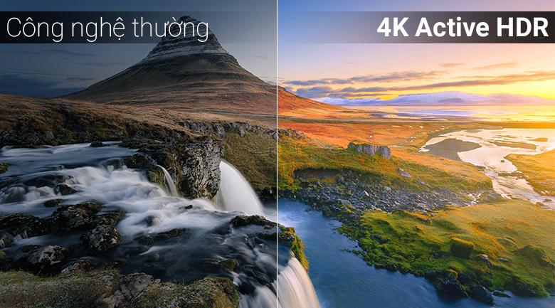 Công nghệ 4K Upscaler trên Smart Tivi LG 4K 65 inch 65UK7500PTA