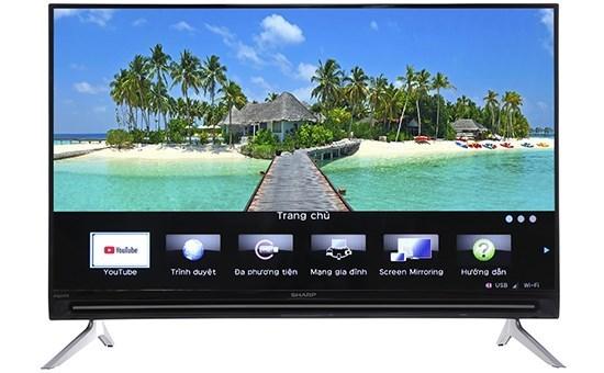 Smart Tivi Sharp FHD 50 inch LC-50SA5500X