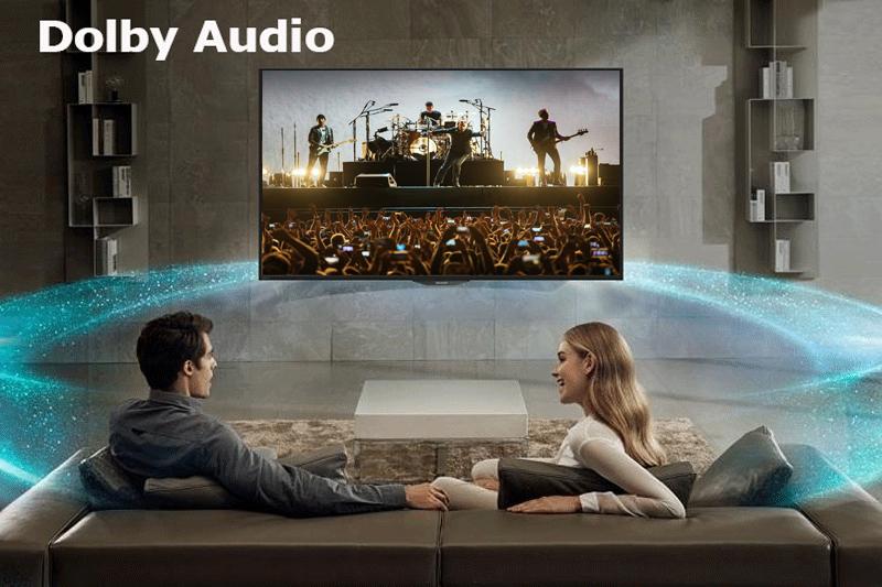 Công nghệ Dolby Audio