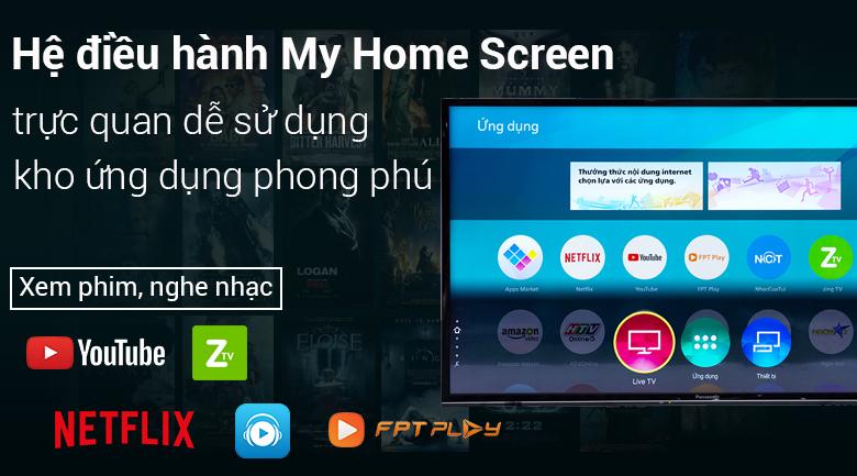 Hệ điều hành My Home Screen 3.0