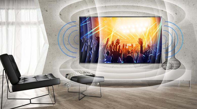 Công nghệ V-Audio trên Smart Tivi Panasonic 40 inch TH-40FS500V