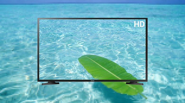 Độ phân giải HD mang đến chất lượng hình ảnh rõ nét Tivi LED Samsung UA32N4000