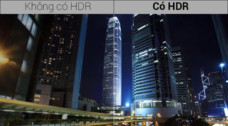 công nghệ Q HDR Elite trên Smart Tivi QLED Samsung 4K 65 inch QA65Q9FN