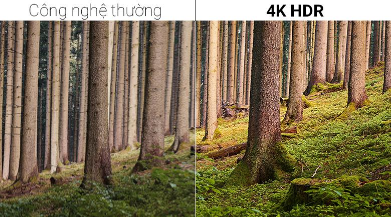 Công nghệ 4K HDR