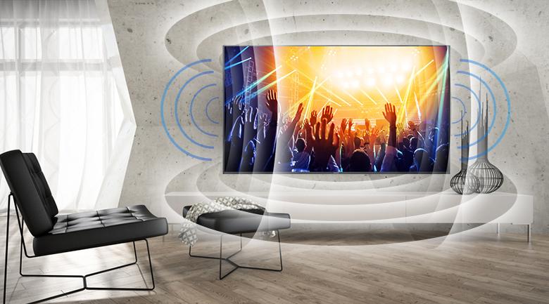 Công nghệ Clear Audio+