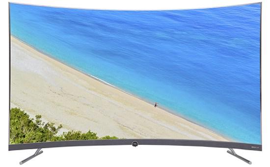 Smart Tivi Cong TCL 4K 55 inch L55P5-UC