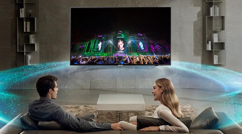 Công nghệ Dolby Digital trên Smart Tivi Samsung 4K 43 inch UA43NU7090