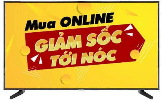 """Smart TV 4K  50"""""""