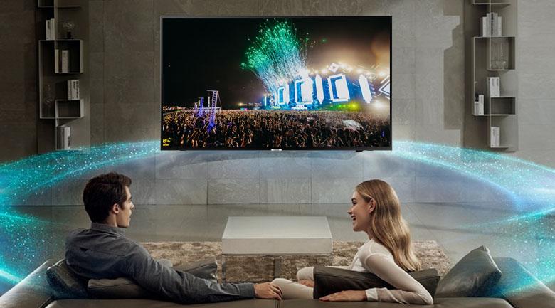 Công nghệ Dolby Digital trên Smart Tivi Samsung 4K 50 inch UA50NU7090