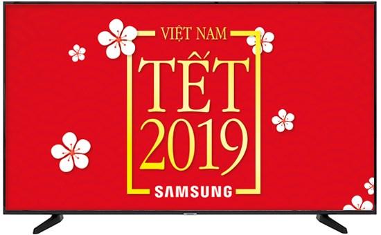 "Smart TV 4K SAMSUNG 55"""